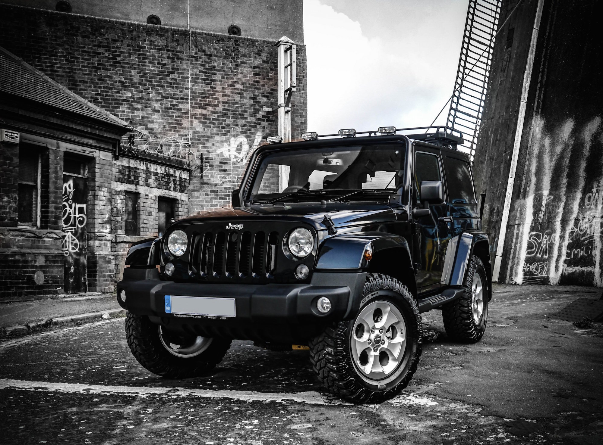 Storm Jeeps A New Concept in Custom Jeep Builds