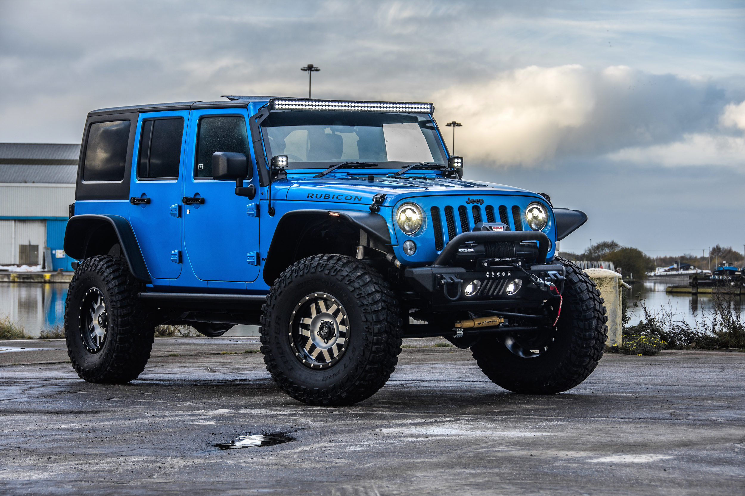 STORM 15, 2016 Jeep Wrangler Rubicon 4 Door 3.6L V6 | Showcase | Storm Jeeps